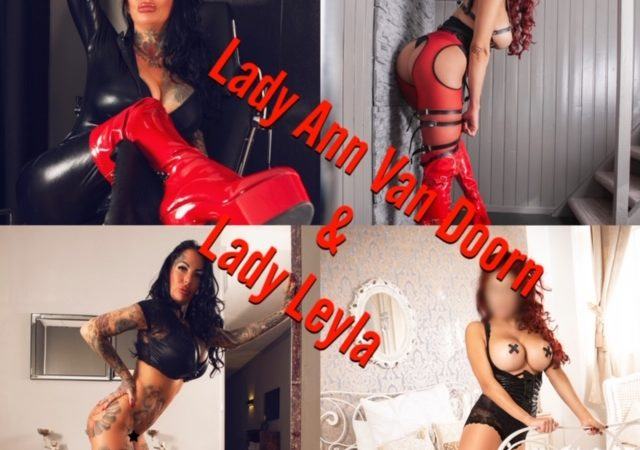 Duo-lady-ann-von-doorn-&-lady-leyla
